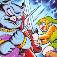 [Manga Review] The Legend of Zelda: A Link to the Past