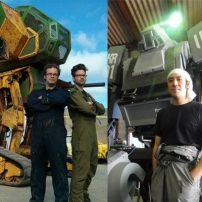 Real Life Giant Mecha Duel Planned between USA and Japan