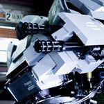 Real-life giant robot on sale