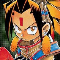 Complete Shaman King Manga Series Finally Coming To U.S.