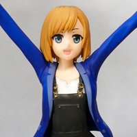 Gaze Upon These Wonder Festival Shirobako Figures
