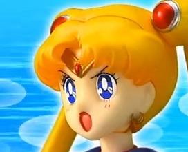 Sailor Moon SH Figuarts Toy Gets Promo