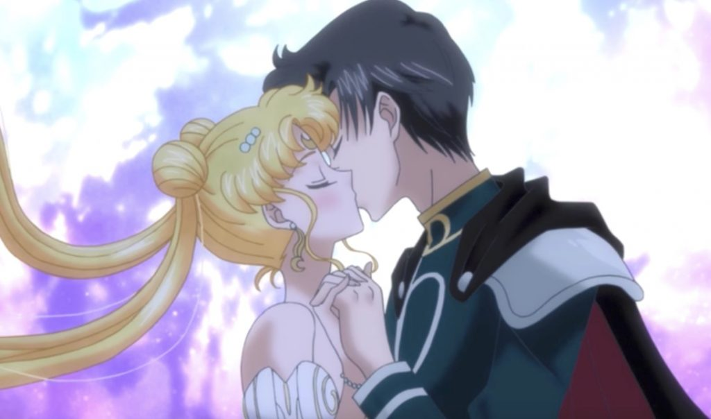 First Sailor Moon Crystal Collection Previewed