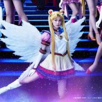 Latest Sailor Moon Musical Shows Off Key Visual