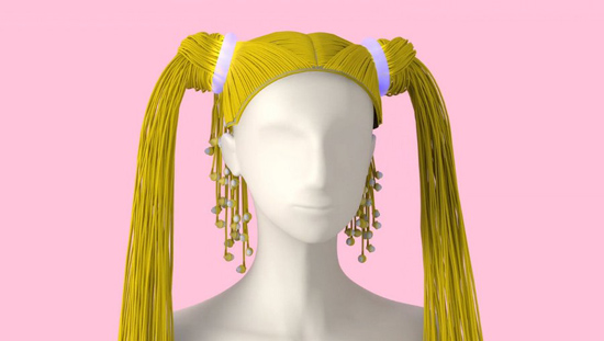 Song Wig: The Weirdest Japanese Invention We've Seen In A While