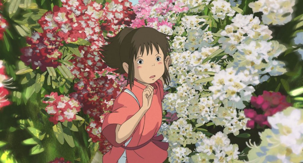 Miyazaki's Classic Anime Film Spirited Away Returns to Theaters