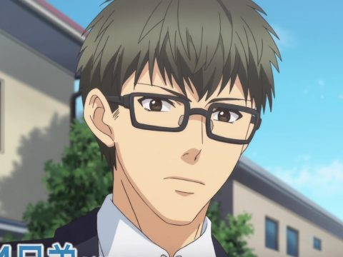Super Lovers Commercial Previews Shōnen-ai Anime