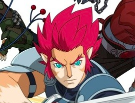 First Official Image of Studio 4ºC's Thundercats Reboot