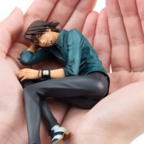Tiger and Bunny's Wild Tiger Relaxes In Your Hands With New Figure