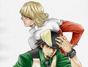 Tiger & Bunny Gets Manga Preview, Anthology