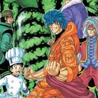 Toriko Manga Nears Its Conclusion