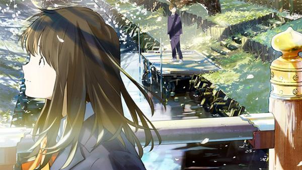 Romance Anime Tsuki ga Kirei Premiere Date Revealed