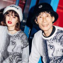 Kazuo Umezu Creates Some Pretty Rad Apparel With Fashion Brand X-Girl