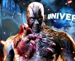 Resident Evil Teams Up with Universal Studios Japan