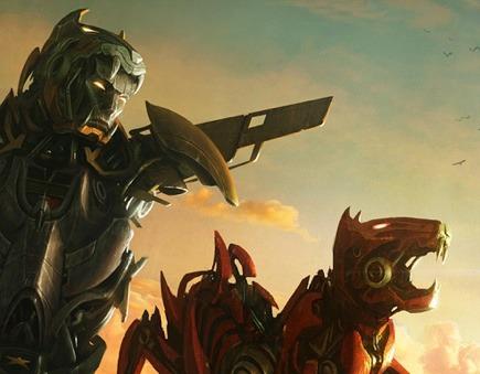About that Voltron Movie… Concept Art Surfaces