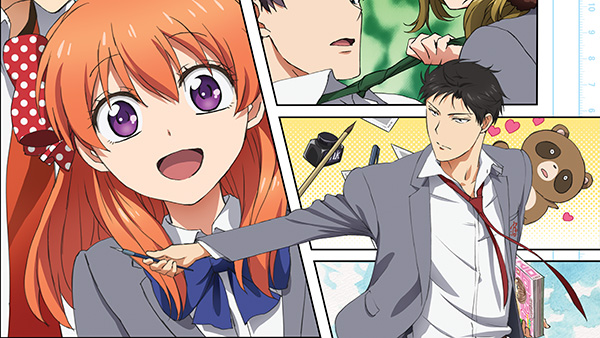 Monthly Girls' Nozaki-kun is Full of Characters Quietly Looking for Love