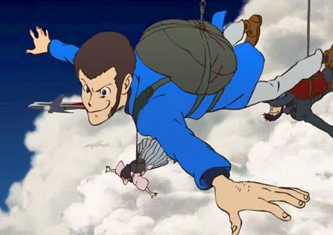 Just Look At This Koji Morimoto-Animated Lupin III Opening