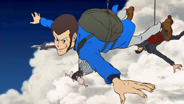 Just Look At This Koji Morimoto-Animated Lupin III Opening