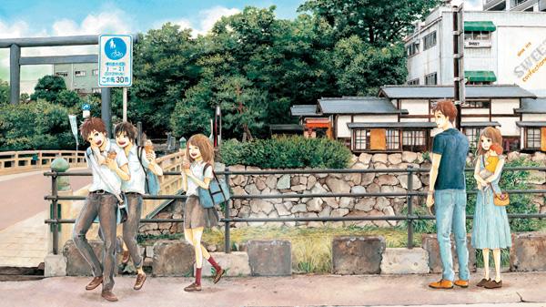 [Manga Review] Orange