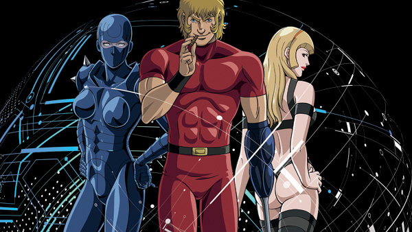 [Review] Cobra: The Animation