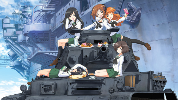 Girls Und Panzer is a Surprisingly Earnest Anime