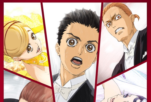 Welcome to the Ballroom Anime Reveals Premiere Date, Theme Song