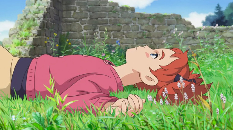 Studio Ponoc's Mary and the Witch's Flower Gets Second Trailer