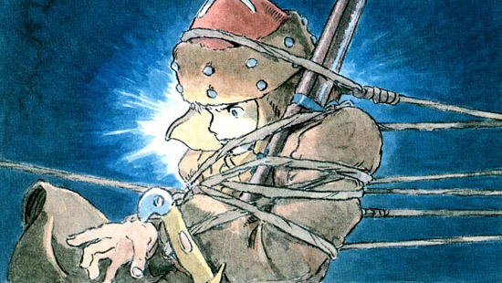 A Brief Look at the Manga of Hayao Miyazaki