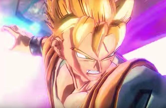 Turles & Future Gohan Brawl in Dragon Ball Xenoverse 2 Trailer
