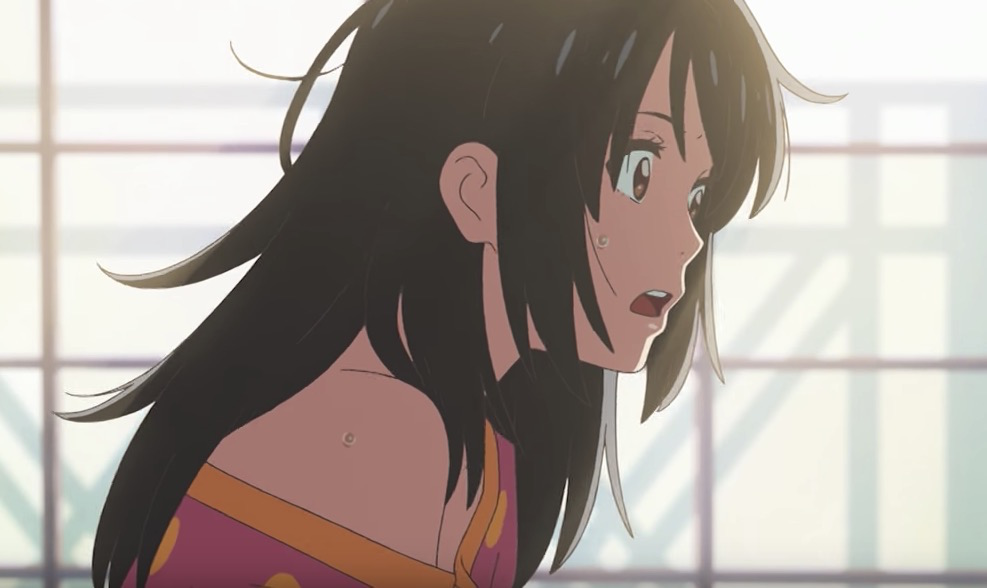 your name. Anime Film's Dub Cast Announced