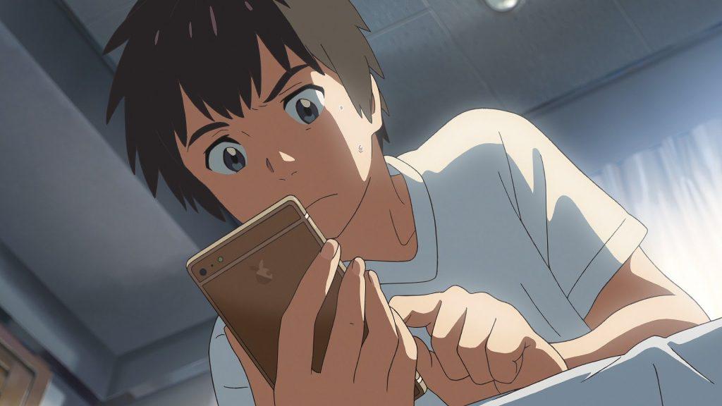 your name. Anime Film's Oscar Consideration Confirmed