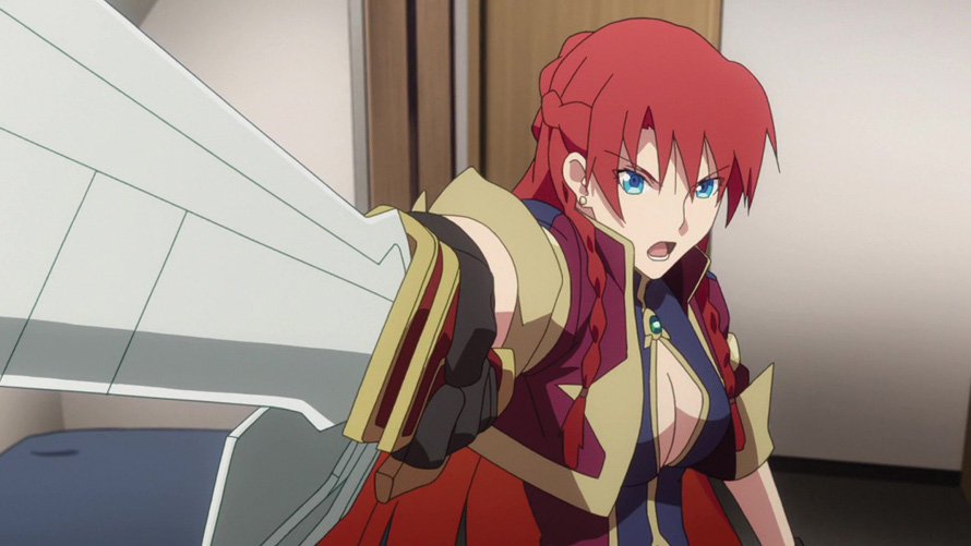 Re:CREATORS heralds the return of Rei Hiroe in spectacular fashion.