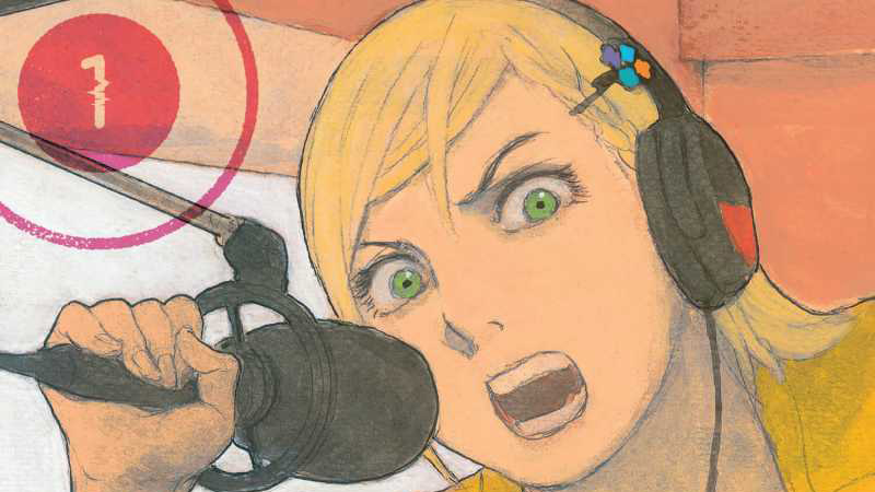 Wave, Listen to Me! [Manga Review]