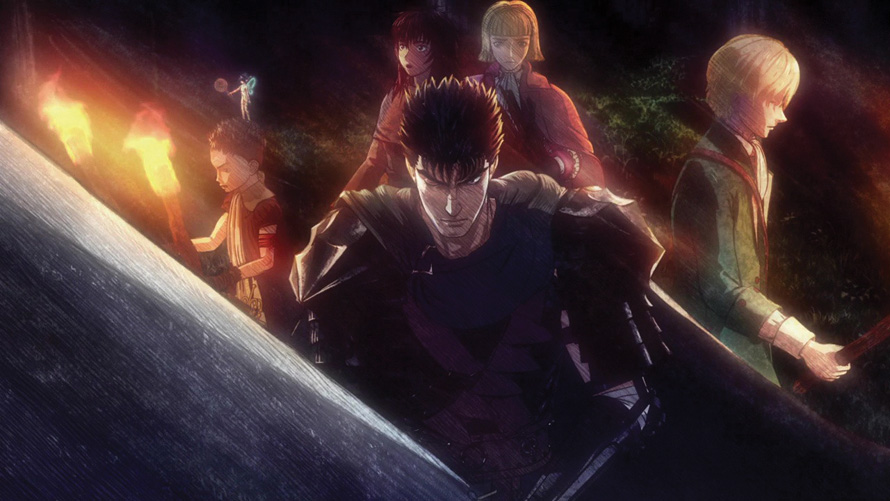 Berserk Returns to Fill Your Chalice with Dark Fantasy
