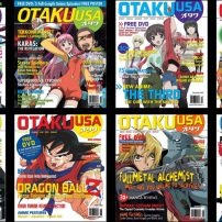 10 Years of Otaku USA! A Look Back at How It Began
