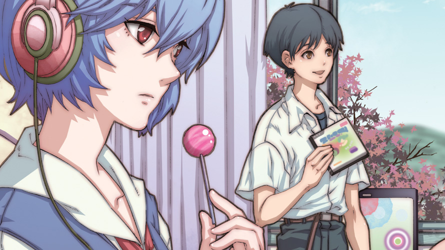 [Review] Evangelion: Legend of the Piko Piko Middle School Students