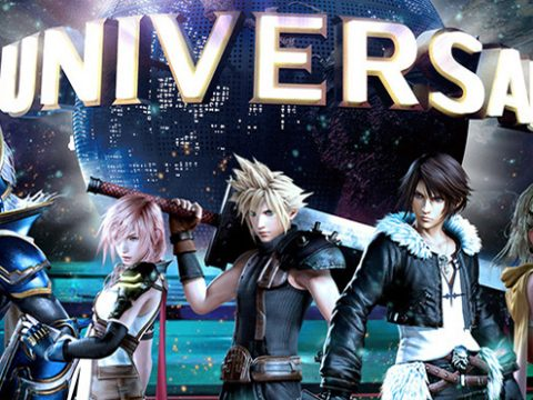 Final Fantasy Roller Coaster Rolls into Universal Studios Japan in 2018