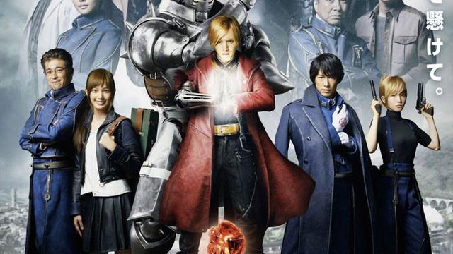 New Live-Action Fullmetal Alchemist Poster Unveils Full Cast