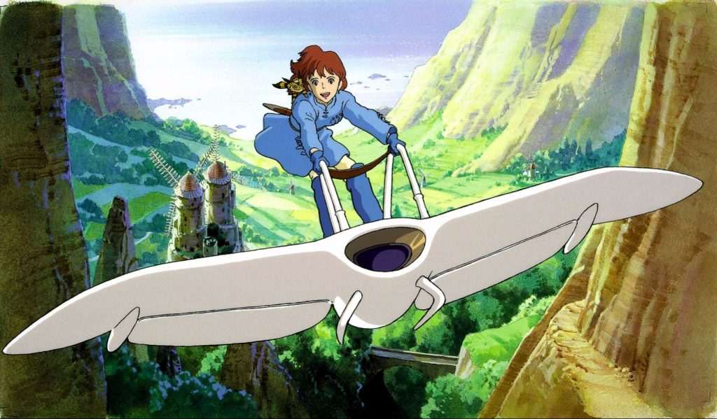 Miyazaki's Nausicaä of the Valley of the Wind Swoops into Theaters This Month