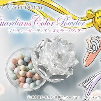 Put Sailor Moon's Silver Crystal on Your Face with This Moisturizing Powder