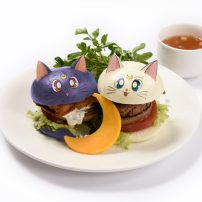 Limited-Time Sailor Moon Cafe to Pop Up Around Japan