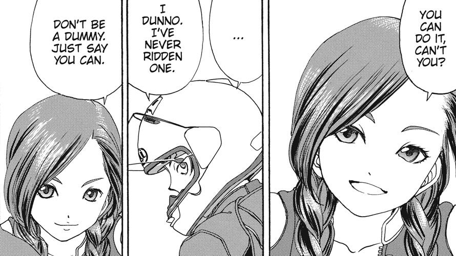 Toppu GP [Manga Review]