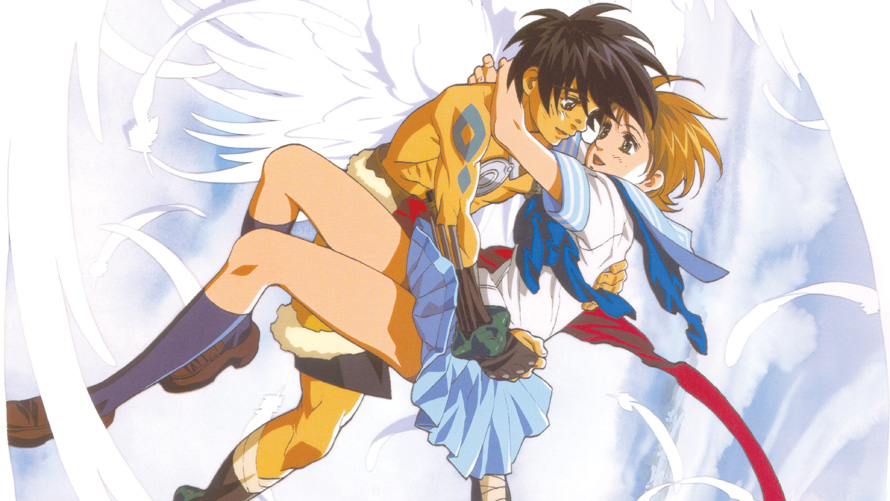 Twenty years later, Escaflowne remains a unique vision worth exploring for yourself.