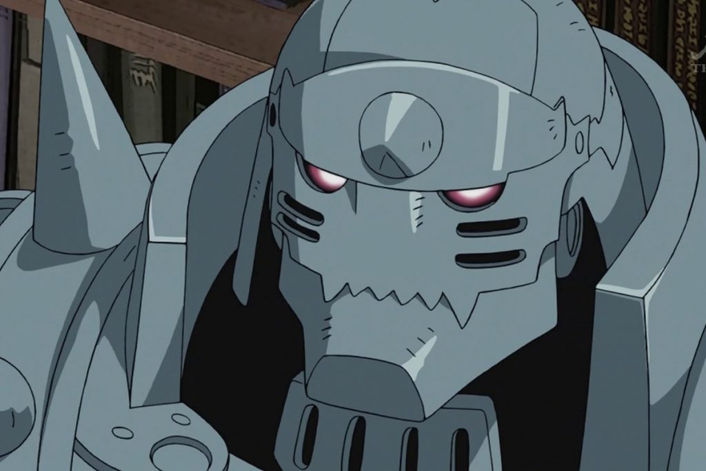 Live-Action Fullmetal Alchemist Reveals Alphonse Voice Actor
