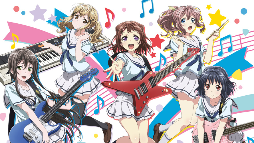 BanG Dream! isn't afraid to chase the most far-fetched of dreams.