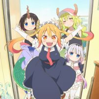 Miss Kobayashi's Dragon Maid opens the floodgates for ridiculous comedy