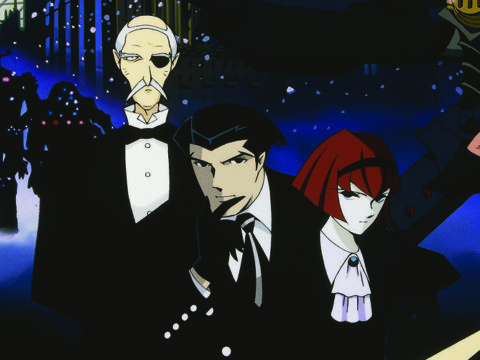 [Review] The Big O: Complete Collection