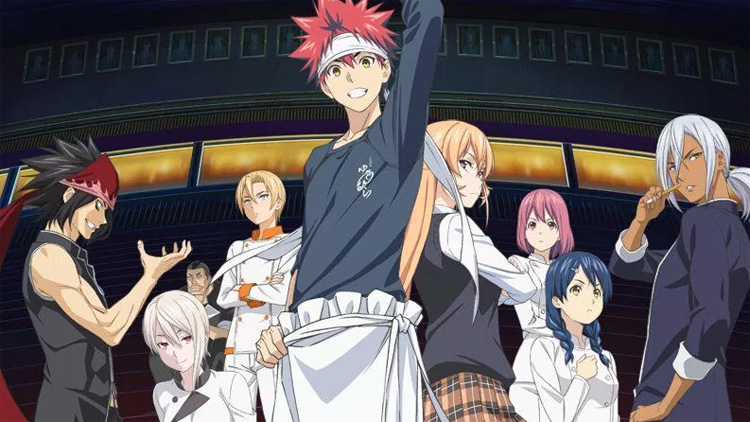 Food Wars!: Shokugeki no Soma Season 3 will reportedly have 24 episodes