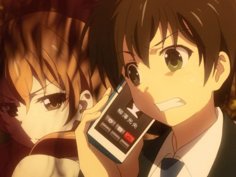 [Review] Golden Time—Complete Collection