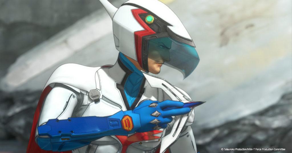 Viz Licenses INFINI-T FORCE Anime
